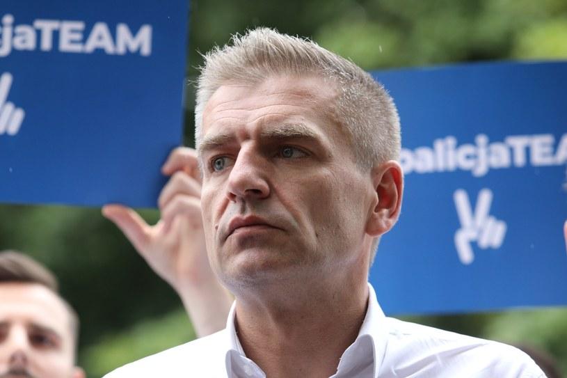 Były minister zdrowia Bartosz Arłukowicz /Tomasz Jastrzebowski/REPORTER /Reporter