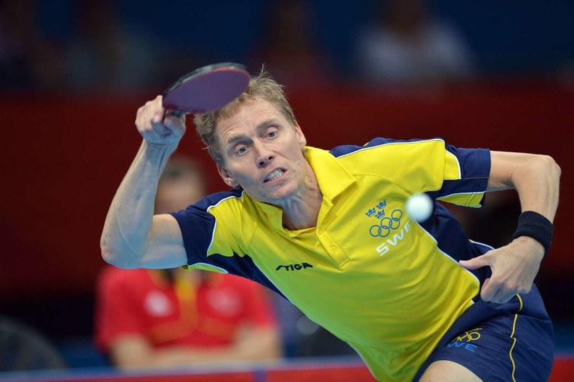 Były mistrz świata i Europy Szwed Joergen Persson /AFP