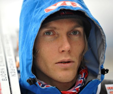 Były norweski skoczek narciarski Bjoern Einar Romoeren ma raka