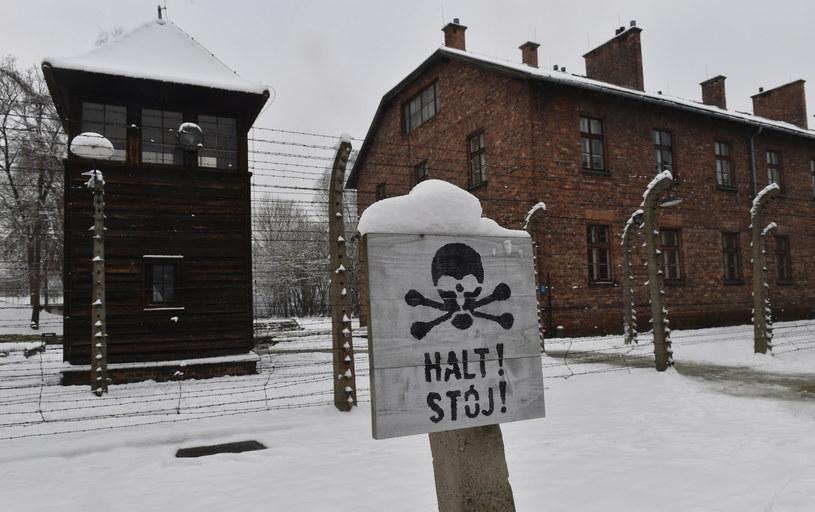 Były obóz Auschwitz I na terenie Państwowego Muzeum Auschwitz-Birkenau w Oświęcimiu /Jacek Bednarczyk /PAP