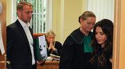 Były partner Weroniki Rosati usłyszał zarzuty znęcania się nad aktorką