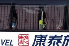 Były policjant porwał autobus