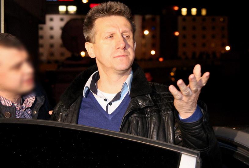 Były poseł i szef klubu PSL Jan Bury /Andrzej Grygiel /PAP