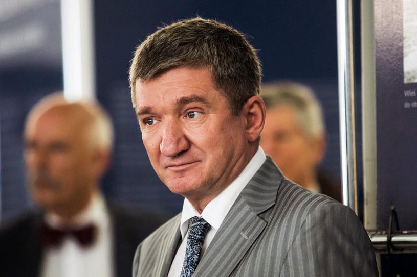 Były poseł Jerzy Wenderlich znalazł zatrudnienie w Krakowie / Fot. Grazyna Myslinska  /Agencja FORUM