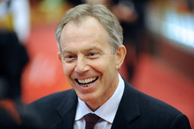 Były premier brytyjski Tony Blair /AFP