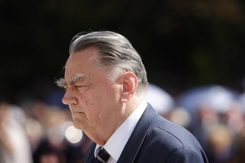 Były premier Jan Olszewski /Jan Kucharzyk /East News