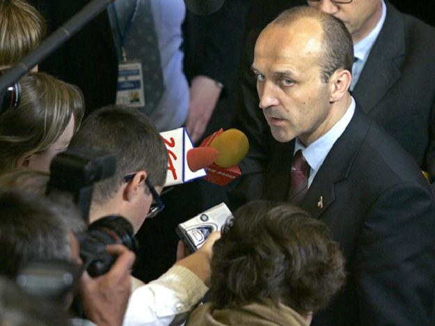 Były premier Kazimierz Marcinkiewicz /AFP