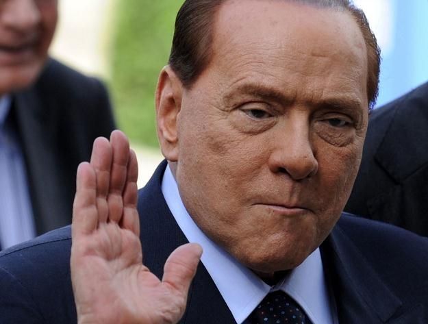 Były premier Włoch Silvio Berlusconi, czerwiec 2012 /AFP