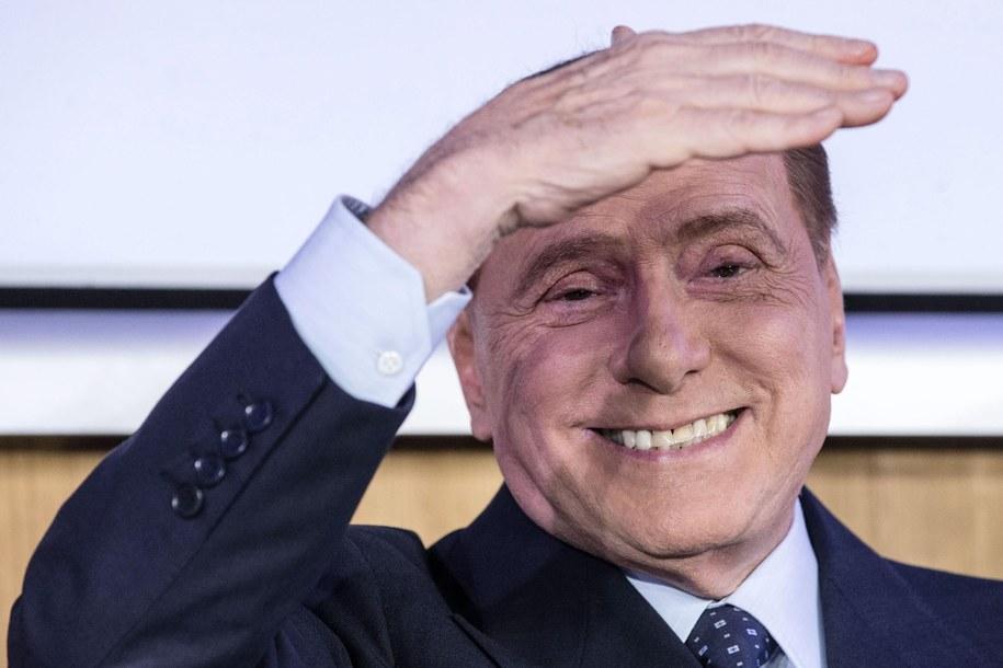 Były premier Włoch /ANGELO CARCONI /PAP/EPA