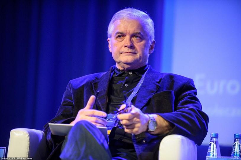 Były premier Włodzimierz Cimoszewicz /Fot. Bartosz Krupa/East News /East News