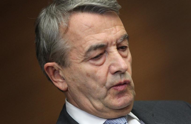 Były prezes Niemieckiej Federacji Piłkarskiej Wolfgang Niersbach /AFP