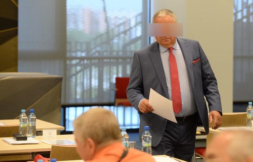 Były prezes PZPS-u Mirosław P. jest podejrzany o korupcję /Fot. Bartłomiej Zborowski /PAP
