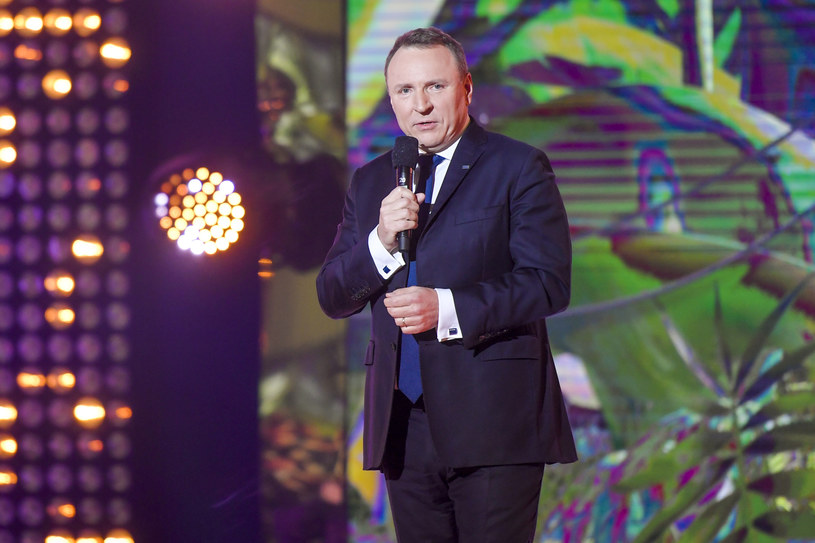 Były prezes TVP - Jacek Kurski / Mieszko Piętka /AKPA