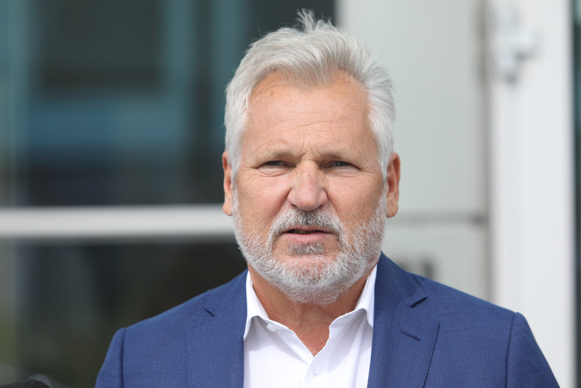 Były prezydent Aleksander Kwaśniewski /Tomasz Jastrzebowski/REPORTER /Reporter