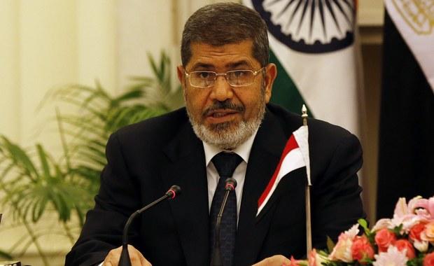 Były prezydent Egiptu zmarł w sądzie
