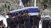 Były prezydent Izraela Szimon Peres pochowany w Jerozolimie
