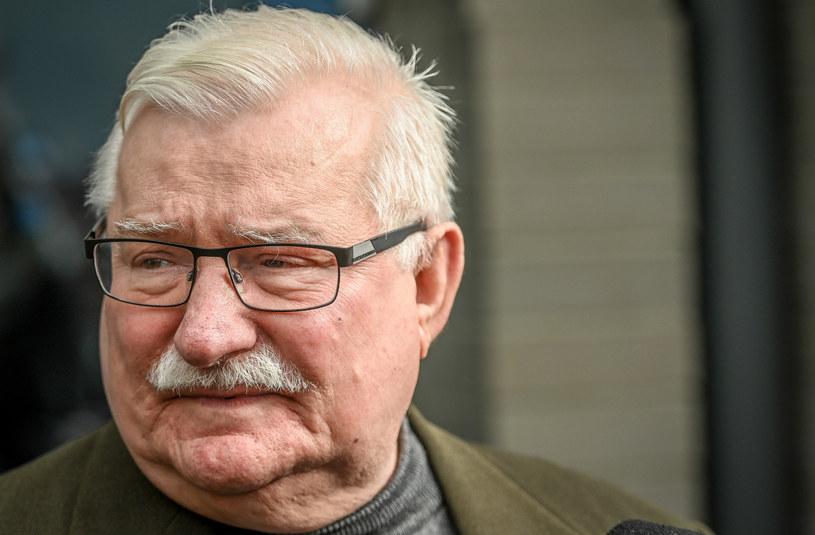 Były prezydent Lech Wałęsa /Karolina Misztal /Reporter