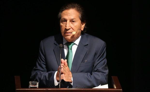 Były prezydent Peru zatrzymany za pijaństwo