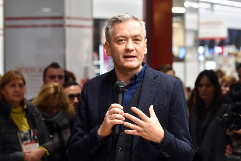 Były prezydent Słupska Robert Biedroń / Marcin Bielecki    /PAP