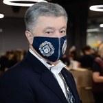 Były prezydent Ukrainy Petro Poroszenko zakażony koronawirusem