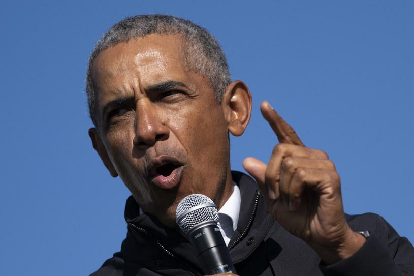 Były prezydent USA Barack Obama /DREW ANGERER /Getty Images