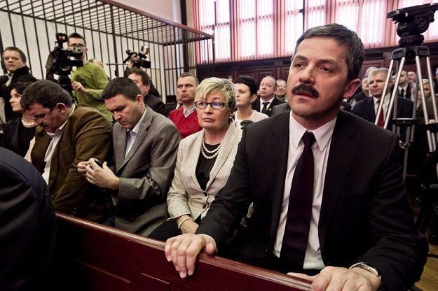 Były prezydent Wałbrzycha Piotr Kruczkowski w sądzie, fot. M. Kulczyński /Agencja SE/East News
