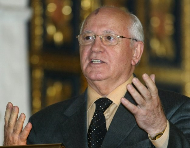 Były prezydent ZSRR Michaił Gorbaczow krytykuje władze Rosji /AFP