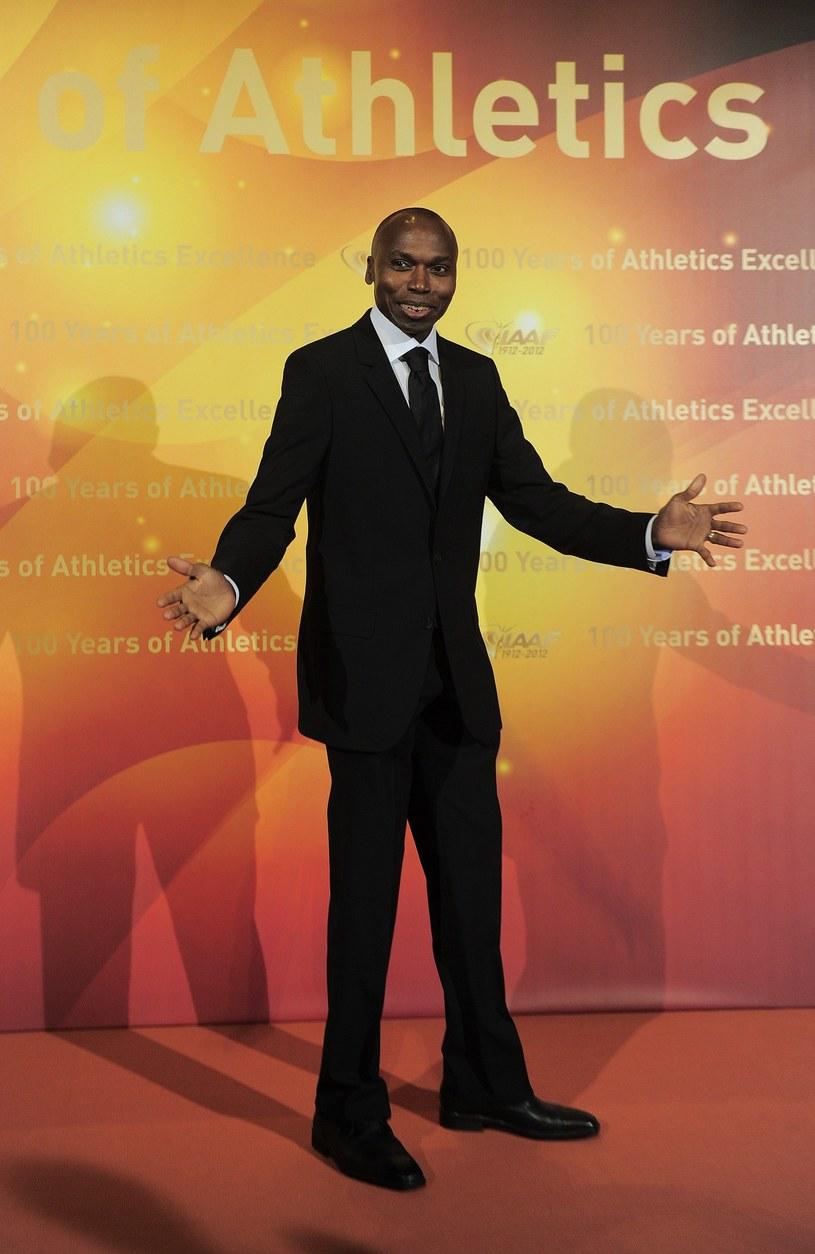 Były rekordzista świata na 800 metrów Wilson Kipketer /AFP