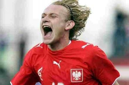 Były reprezentant - Sebastian Mila - strzelił gola dla Śląska /AFP