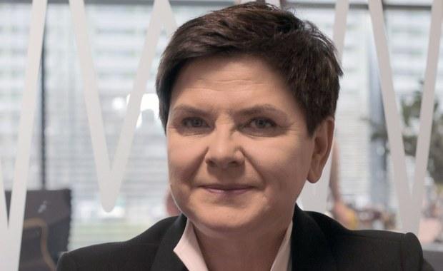 """""""Były słowa o pokazaniu pazurków?"""" Beata Szydło: To pozostanie słodką tajemnicą. Moją i prezesa"""