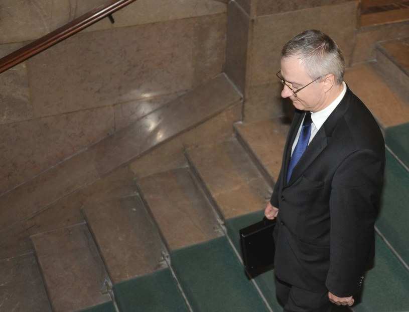Były szef ABW Krzysztof Bondaryk /Witold Rozbicki /Reporter