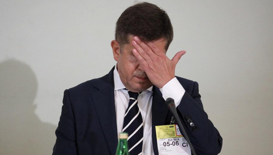 Były szef Biura Ochrony Rządu Marian Janicki /Tomasz Gzell   /PAP