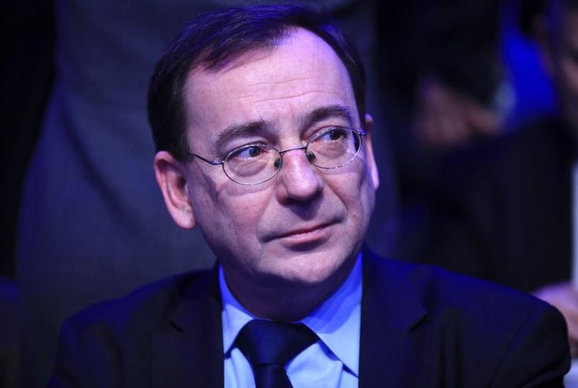 Były szef CBA /Stefan Maszewski /Reporter