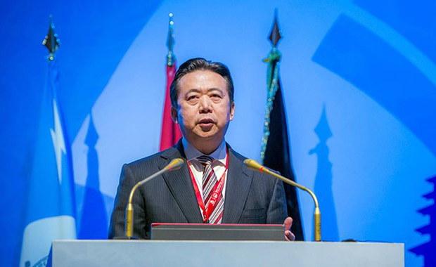 Były szef Interpolu Meng Hongwei przyznał się do korupcji?