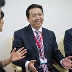 Były szef Interpolu podejrzany w Chinach o korupcję