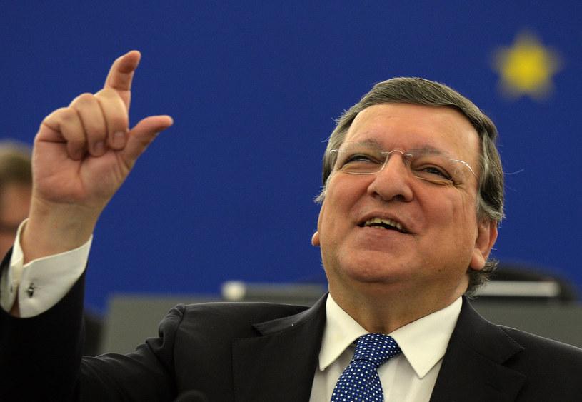 Były szef KE Jose Manuel Barroso /PATRICK HERTZOG /AFP