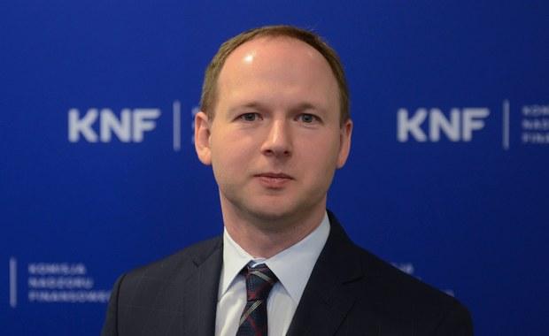 Były szef KNF Marek Chrzanowski opuścił areszt śledczy w Katowicach