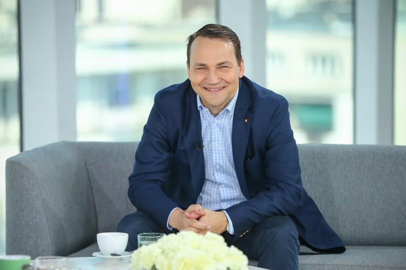 Były szef Ministerstwa Spraw Zagranicznych Radosław Sikorski /Kamil Piklikieiwcz /East News