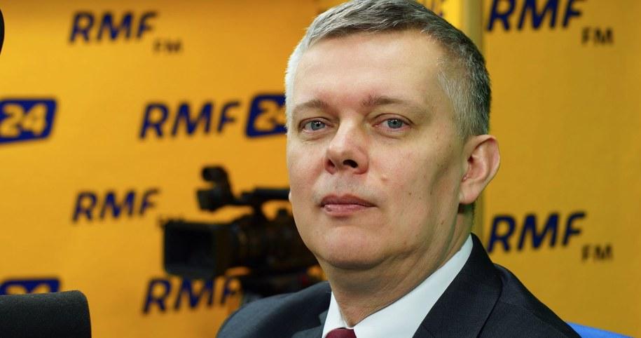 Były szef MON Tomasz Siemoniak /Michał Dukaczewski /RMF FM