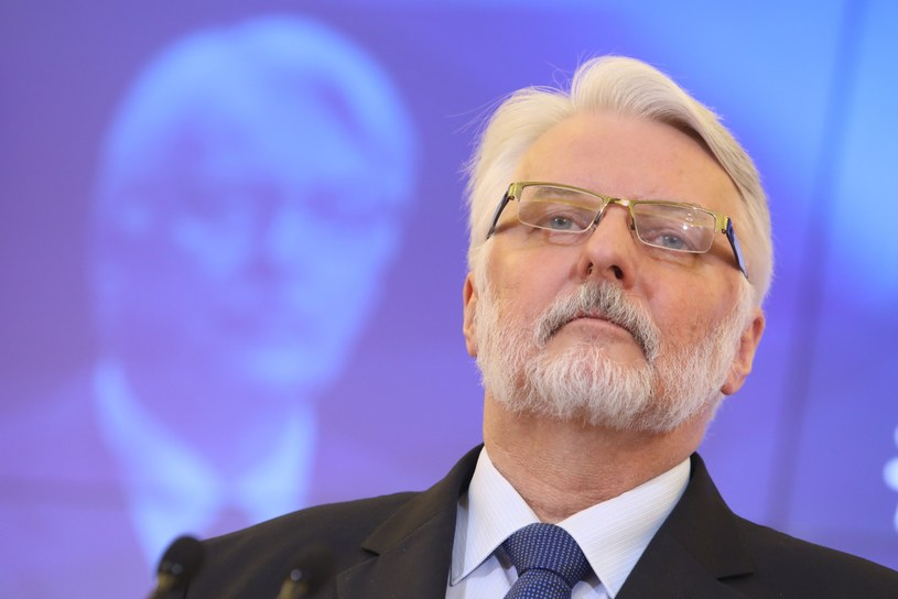 Były szef MSZ Witold Waszczykowski /STANISLAW KOWALCZUK /East News