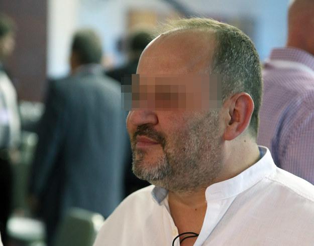 Były szef spółki Art-B Bogusław B. na zdjęciu z czerwca 2015 / Tomasz Gzell    /PAP