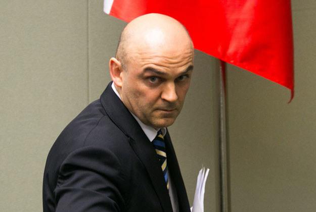 Były wiceminister sprawiedliwości sędzia Wojciech Hajduk /Andrzej Iwańczuk /East News