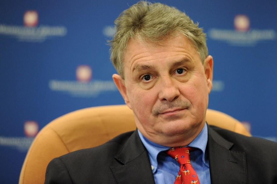 Były wiceminister zdrowia Andrzej Włodarczyk /PAP/Andrzej Hrechorowicz /PAP