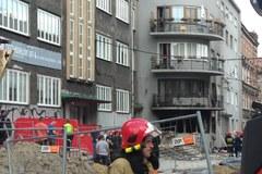 Bytom: Wybuch gazu w kamienicy