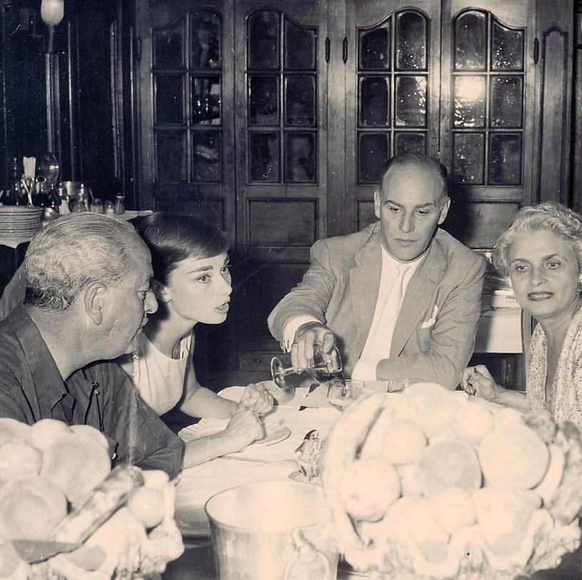 """© Audrey Hepburn Estate Collection; z książki Luki Dottiego """"Audrey w domu""""; HarperCollins Publishers/ Wydawnictwo Literackie; © Luca Dotti /Wydawnictwo Literackie"""