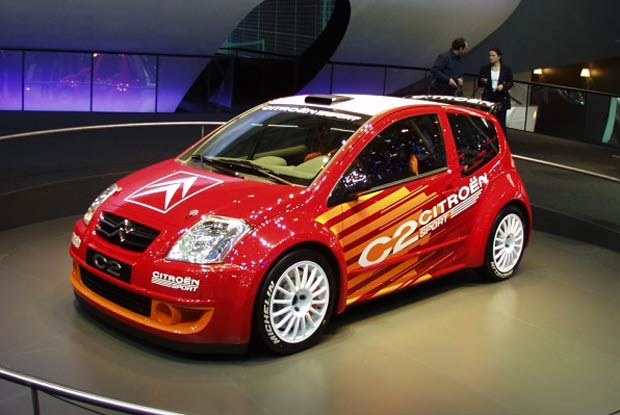 C2 Citroen Sport (kliknij) /INTERIA.PL
