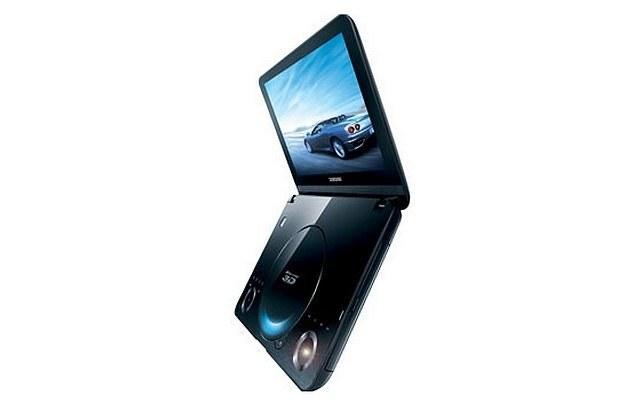 C8000 - przenośny Blu-ray 3D od Samsunga /HDTVmania.pl