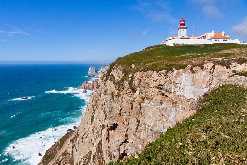 Cabo da Roca, koniec kontynentalnego europejskiego świata /123RF/PICSEL
