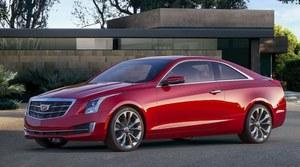 Cadillac ATS Coupe - pierwszy bez korony