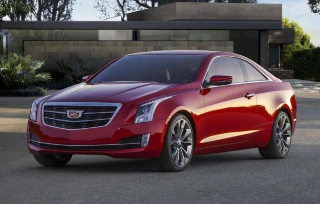 Cadillac ATS coupe /